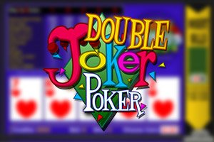 Double Joker Poker Gratuit | P