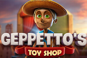 Gepetto's Toy Shop