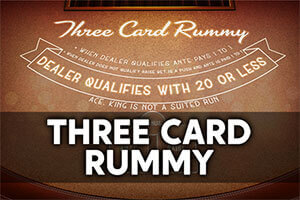 Three Card Rummy